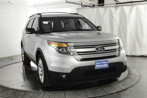 Pre-Owned 2011 Ford Explorer XLT AWD
