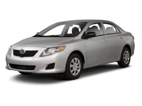 Pre-Owned 2010 Toyota Corolla  FWD 4D Sedan