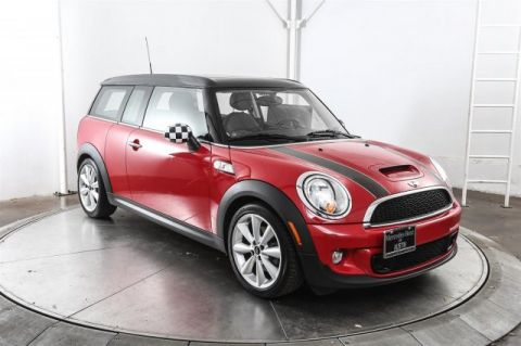 Pre-Owned 2011 Mini Cooper S Clubman FWD 2D Coupe